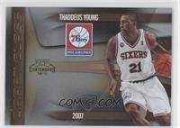 Thaddeus Young /100