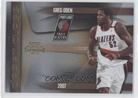 Greg Oden /100