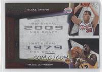 Blake Griffin, Magic Johnson /50