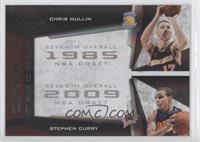 Chris Mullin, Stephen Curry /50