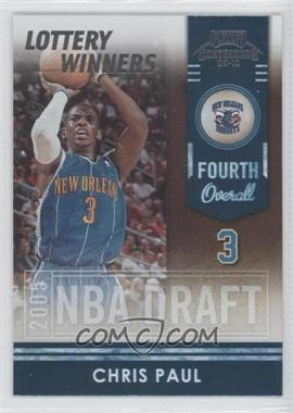 2009-10 Playoff Contenders Lottery Winners #11 - Chris Paul