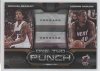 Udonis Haslem, Michael Beasley /50