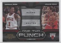 Joakim Noah, Derrick Rose /100