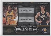 Troy Murphy, Danny Granger /100