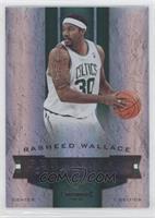 Rasheed Wallace /50