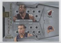 Stephen Curry, Dwyane Wade /100