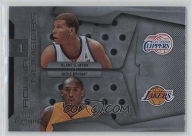 2009-10 Playoff Contenders Round Numbers #9 - Kobe Bryant, Blake Griffin