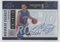 Rookie Ticket - Austin Daye