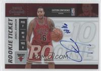 Rookie Ticket - James Johnson