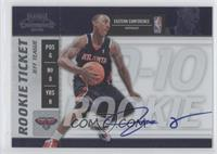 Rookie Ticket - Jeff Teague