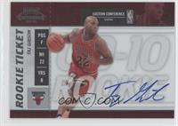 Rookie Ticket - Taj Gibson