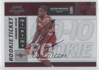 Rookie Ticket - Jermaine Taylor