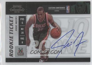2009-10 Playoff Contenders #133 - Rookie Ticket - Jodie Meeks
