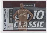 Classic Ticket - Danny Manning