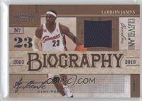 LeBron James /49