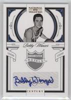 Bobby Wanzer /25