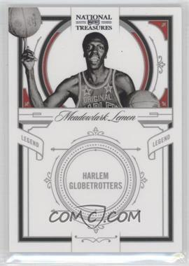 2009-10 Playoff National Treasures #183 - Meadowlark Lemon /99