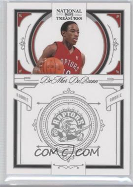 2009-10 Playoff National Treasures #199 - DeMar DeRozan /99
