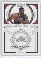 LeBron James /99