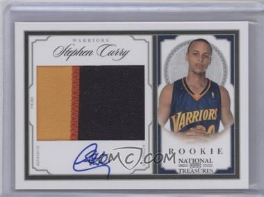 2009-10 Playoff National Treasures #206 - Stephen Curry
