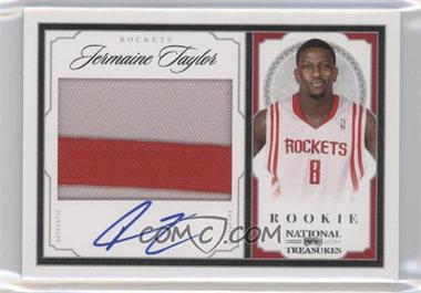2009-10 Playoff National Treasures #229 - Jermaine Taylor /99