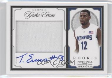 2009-10 Playoff National Treasures #236 - Tyreke Evans /97