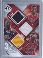 Scottie Pippen, Michael Jordan, Horace Grant /299
