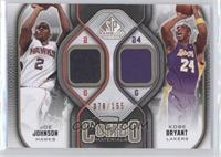 Joe Johnson, Kobe Bryant /155