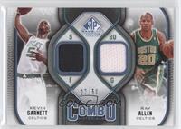 Kevin Garnett, Ray Allen /50