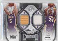Jordan Farmar, Kobe Bryant /499