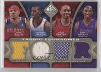 Desmond Mason, Vince Carter, Kobe Bryant, Josh Smith /125