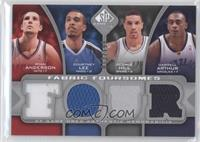 Ryan Anderson, Courtney Lee, George Hill, Darrell Arthur /199
