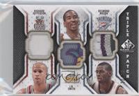 Richard Jefferson, J.R. Smith, Desmond Mason /60