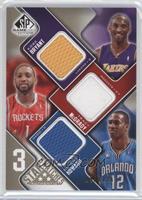 Kobe Bryant, Tracy McGrady, Dwight Howard /125
