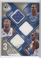 Dwight Howard, Rashard Lewis, Horace Grant /125