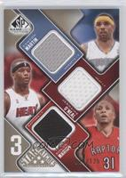 Jermaine O'Neal, Shawn Marion /125