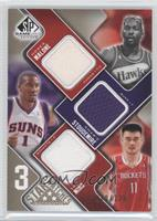 Amare Stoudemire, Yao Ming, Moses Malone /125
