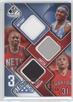 Carmelo Anthony, Vince Carter, Shawn Marion /50