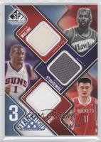Amare Stoudemire, Yao Ming, Moses Malone /50