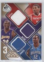 Metta World Peace, Kobe Bryant, Dwight Howard /35