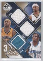 T.J. Ford, Jamaal Tinsley, Chris Paul /35