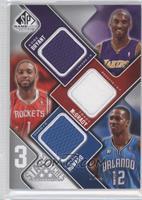 Kobe Bryant, Tracy McGrady, Dwight Howard /299