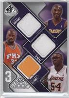 Kobe Bryant, Shaquille O'Neal, Horace Grant /299