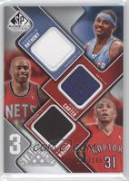 Vince Carter, Shawn Marion, Carmelo Anthony /299