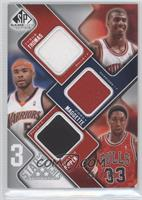Tyrus Thomas, Corey Maggette, Scottie Pippen /299
