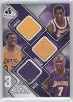 Michael Cooper, Magic Johnson, Lamar Odom /299