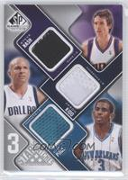Steve Nash, Jason Kidd, Chris Paul /299