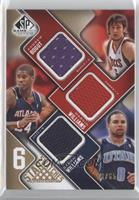 Andrew Bogut, Deron Williams, Chris Paul, Raymond Felton /65
