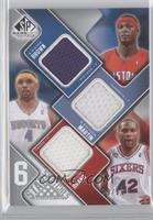 Kwame Brown, Elton Brand, Tim Duncan, Allen Iverson, Shaquille O'Neal /99