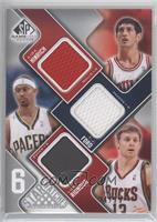 Travis Outlaw, Josh Howard, Luke Walton, Kirk Hinrich, T.J. Ford, Luke Ridnour …